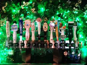 dillons pub beer taps